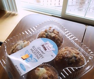 BLUEBERRY MUFFIN DRAWERS