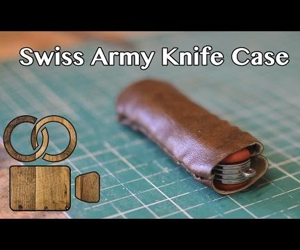 Swiss Army Knife Case