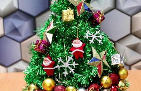 Decoration With Santa