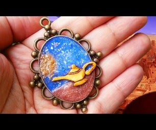 Aladdin's Magical Lamp