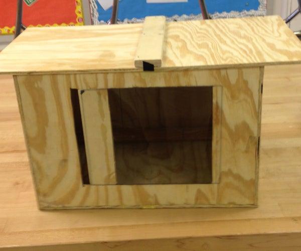 Building Bee Box