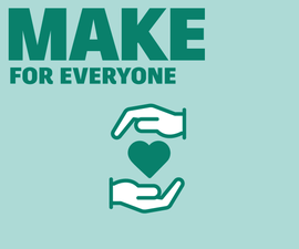 "Make for Everyone: Elementary ""Make It Real"" Design Slam"