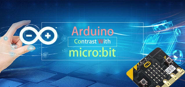 Comparison Between Micro:bit and Arduino