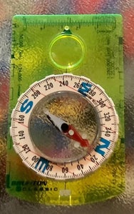 Determine and Set Declination on the Compass