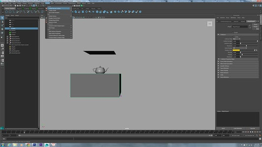 Creating the Cloth Simulation