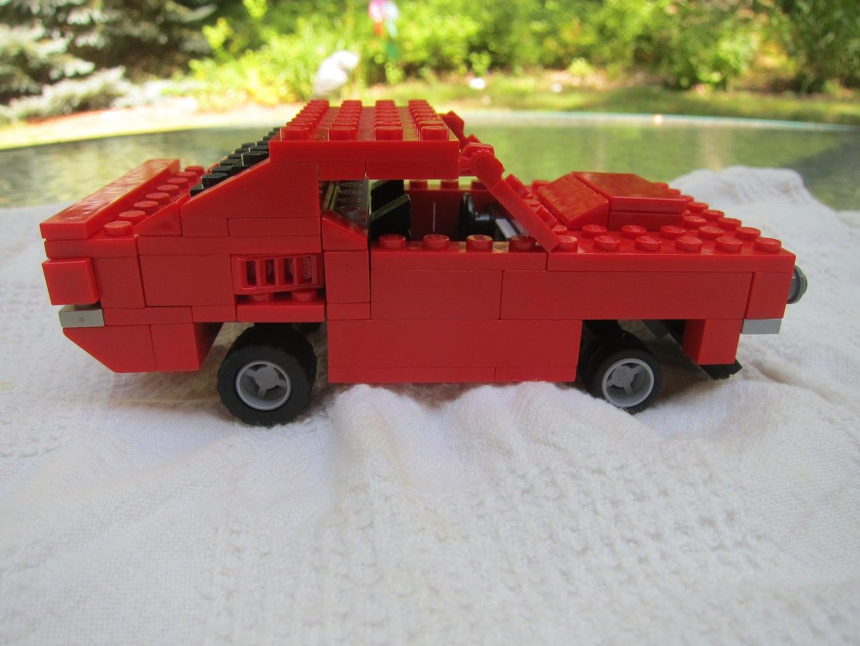 Custom 1969 Ford Mustang Boss 429