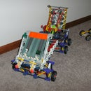 Knex tow truck V1 instructions included