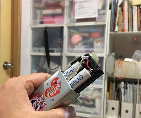 Battery Hand Warmer in Sweet Box