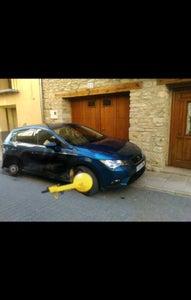 Arrestado a Car