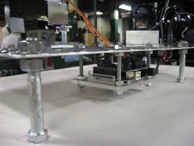 Arduino & Motor Shield Platform