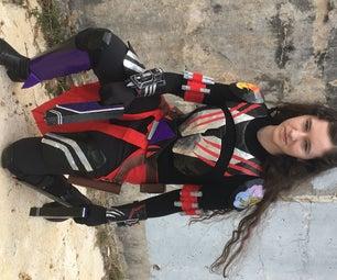 Female Mandalorian Armor Kit