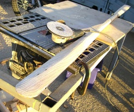 Make an Eskimo Style Kayak Paddle From 2x4 Scrap Wood in 1.5 Hours