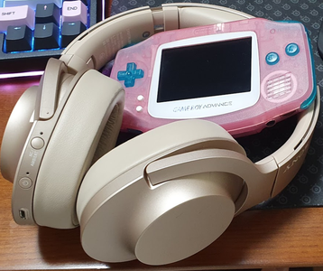 GBA Bluetooth Audio Support