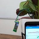 WiFi Flower Moisture Sensor