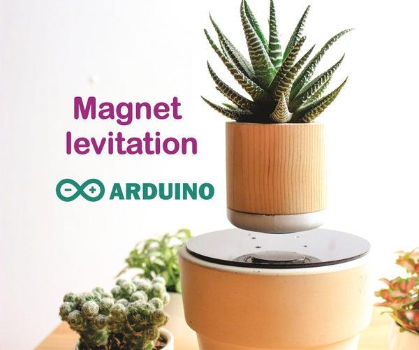 Arduino Air Bonsai Levitation
