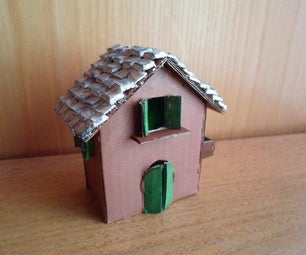 Miniature House (credit to Lindarose92)