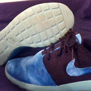 Custom Nike Roshes (Or Other Shoes)