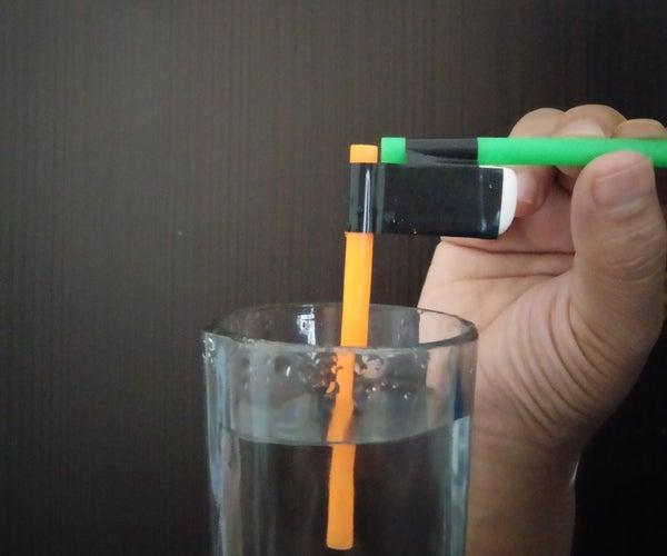 Bernoulli's Mist Sprayer