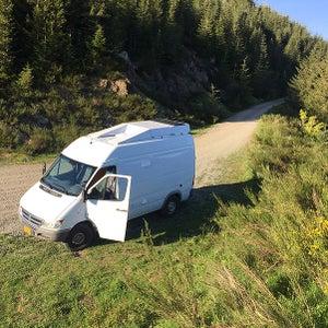 Custom Sprinter Van RV Conversion