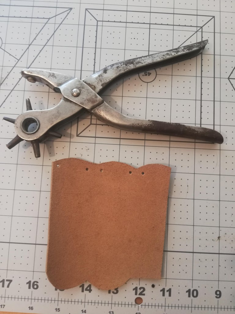 Cut Out the Leather