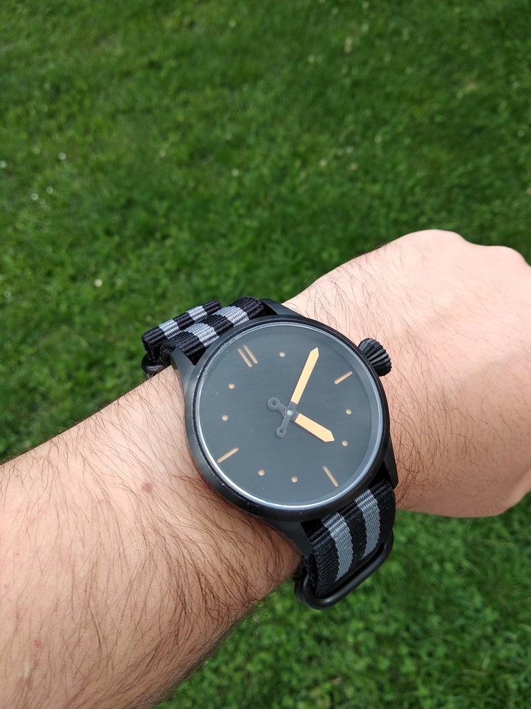 Enjoy Wearing Your Unique Watch !