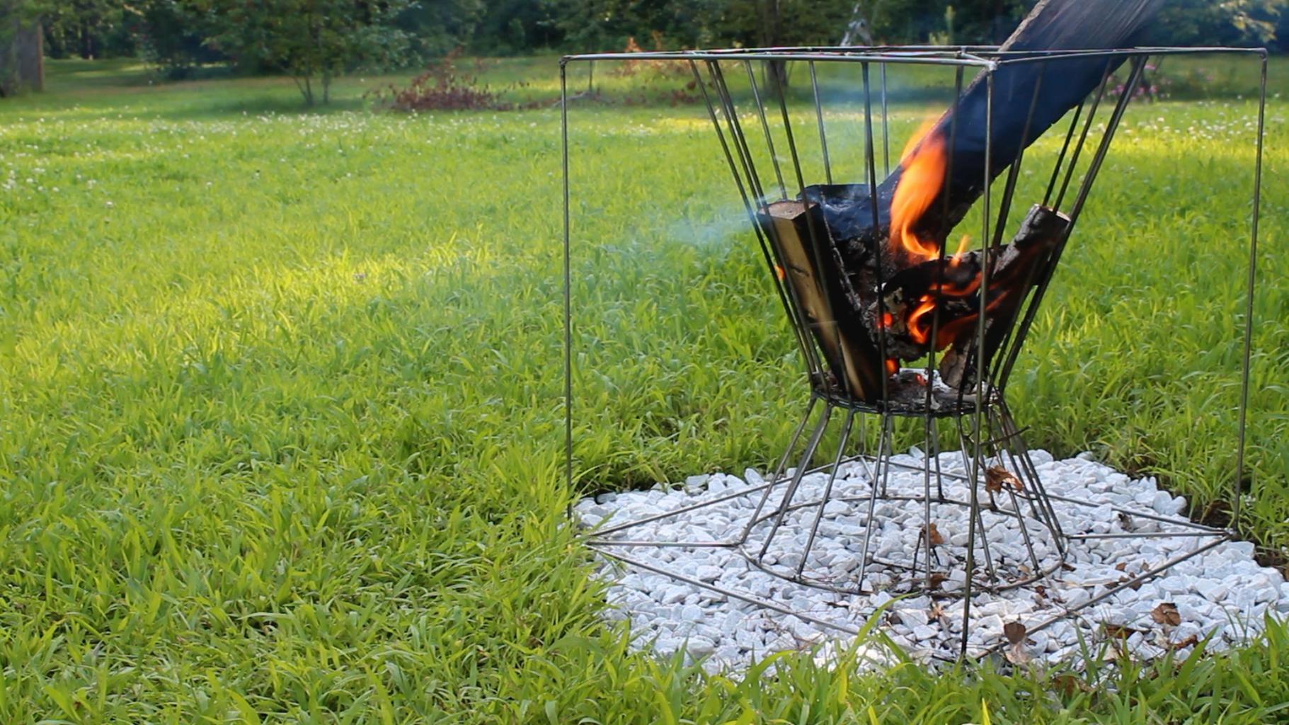 Fire Basket: Complete!