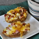 Twice-Baked Potatoes Recipe