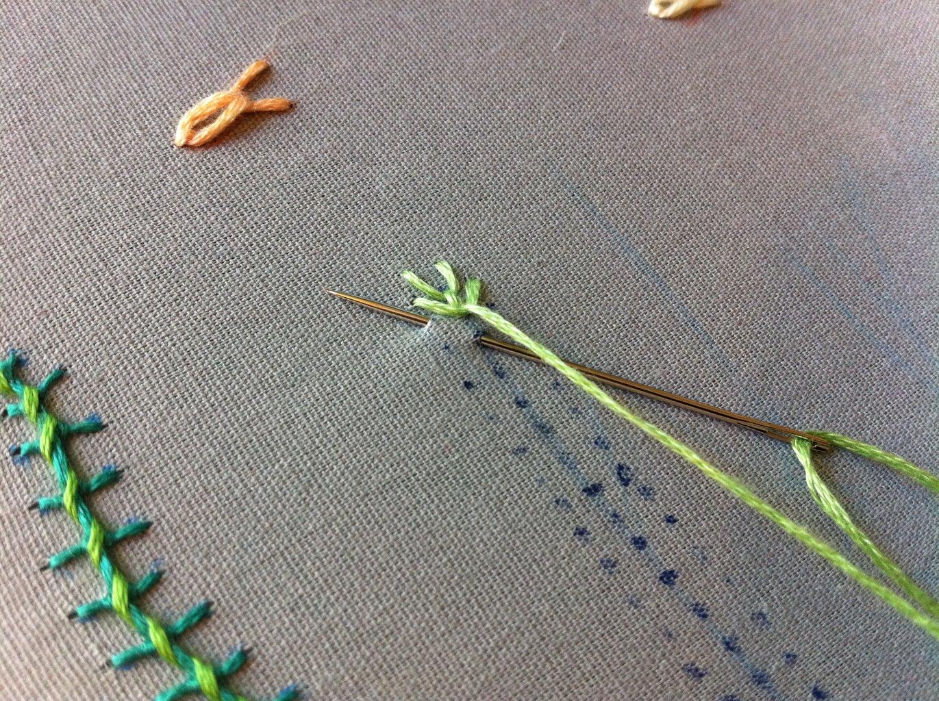 Fly Stitch