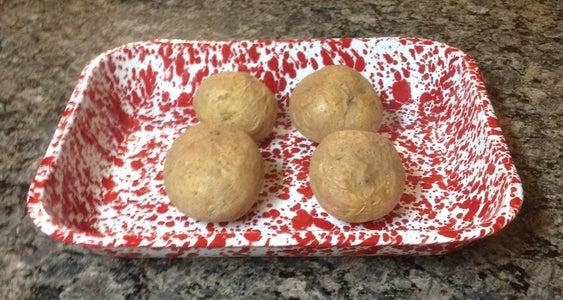 Baking Potatoes: