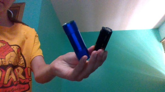 Step 2: Remove Batteries