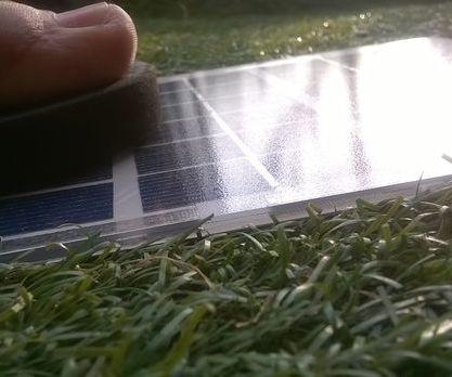 ENERGY PRODUCING FLOOR TILE