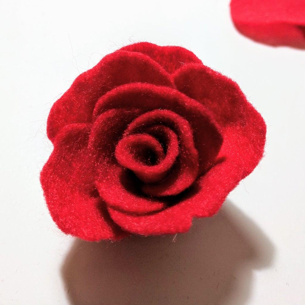 Rose Instructinos