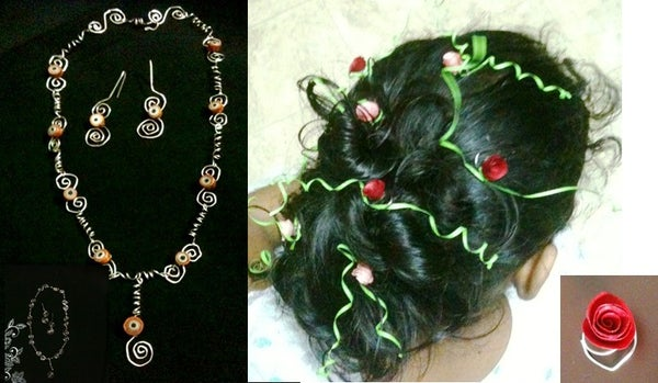 Wood Sprite Hairstyle and Jewelry!