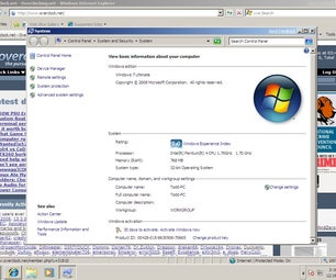How to install Windows 7 or Vista on your pc if you only have a CD-RW drive and bios not boot from USB