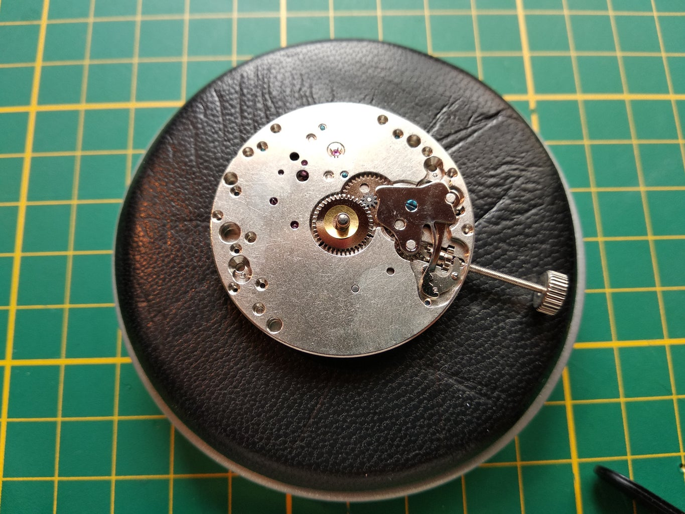 Gear + Washer + Dial