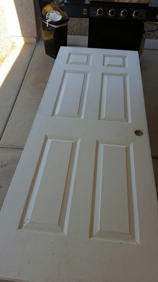 Inside Door Face Lift
