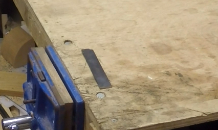 Cut Up Your Flat Bar in to 6 Pieces