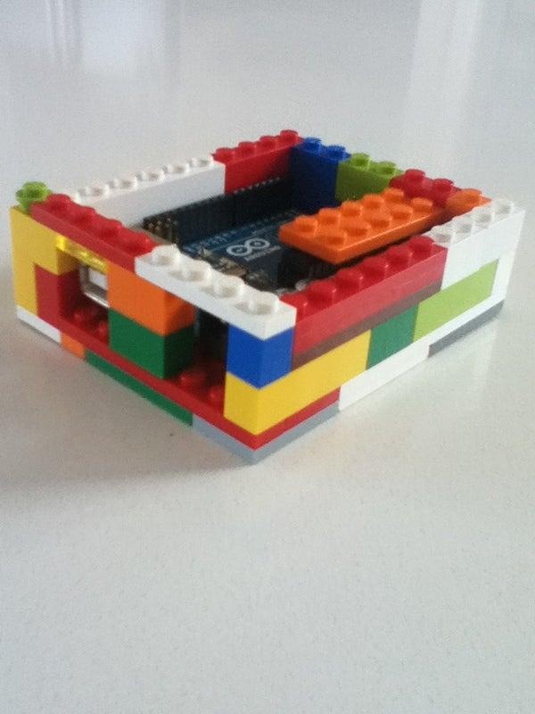 Arduino Uno Lego Case