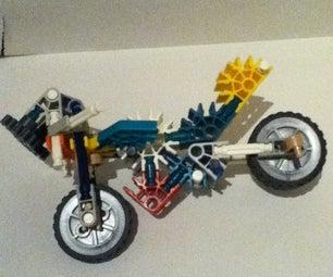 Knex Motor Bike