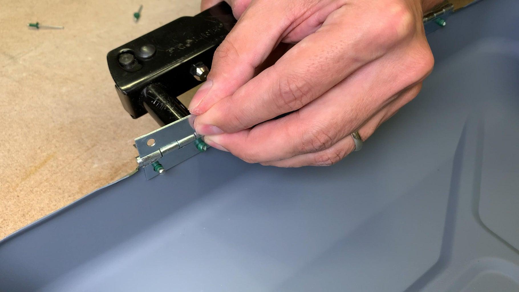 Installing Hinges