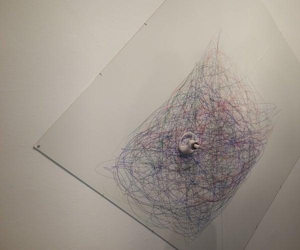 Brain Wave Drawing Machine