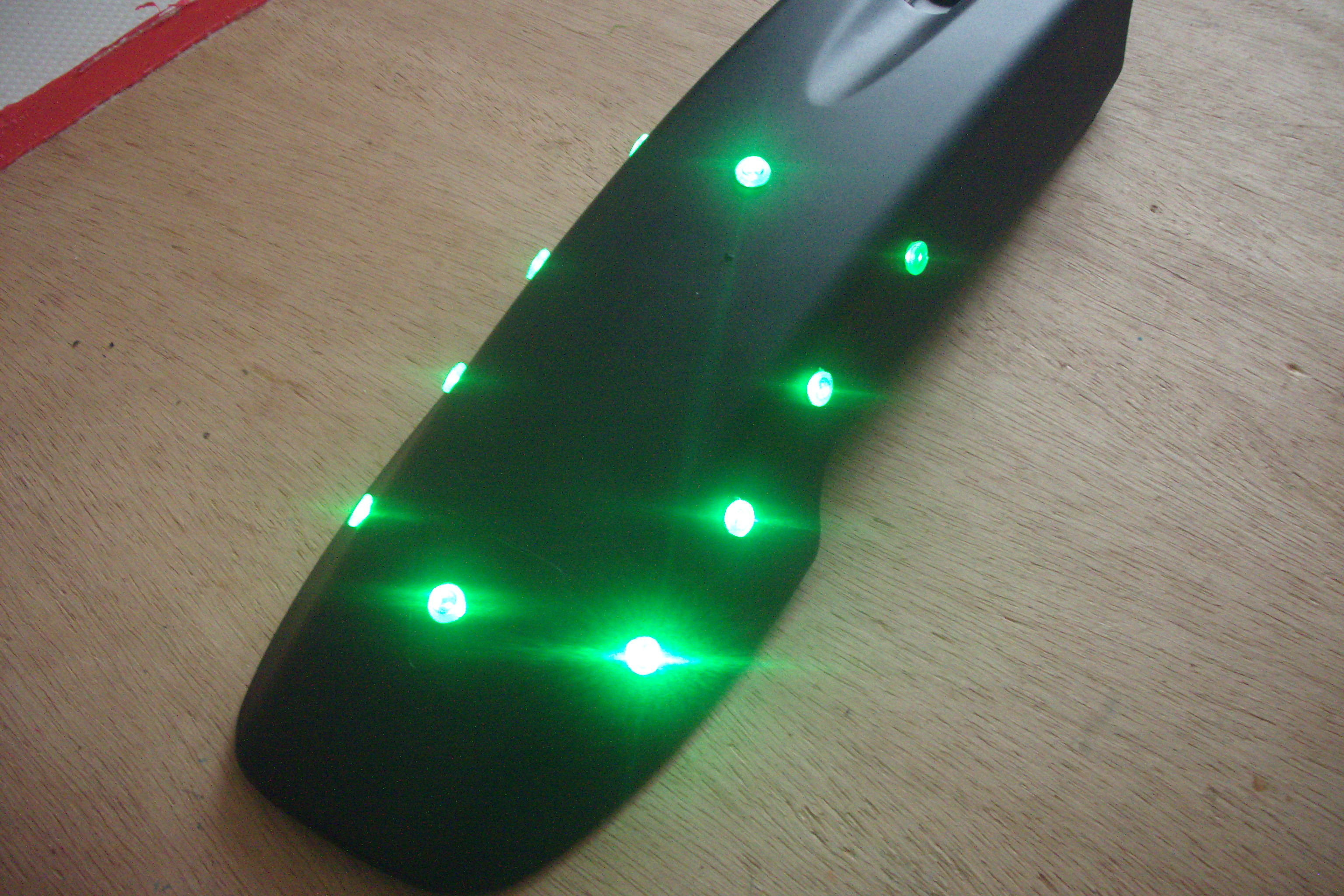 Led MudGuards