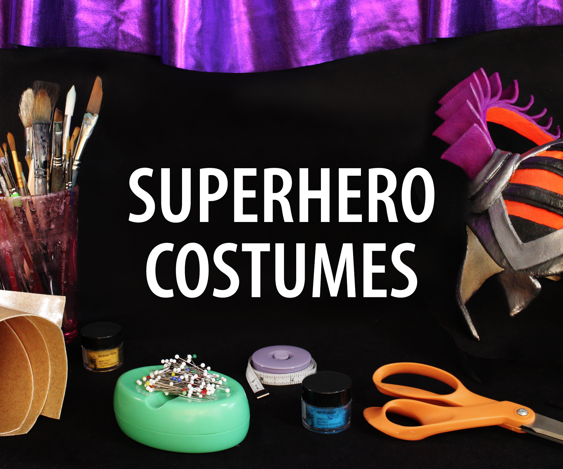 Superhero Costume Class