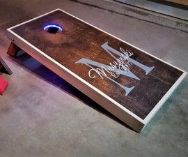 Premium Cornhole Boards DIY