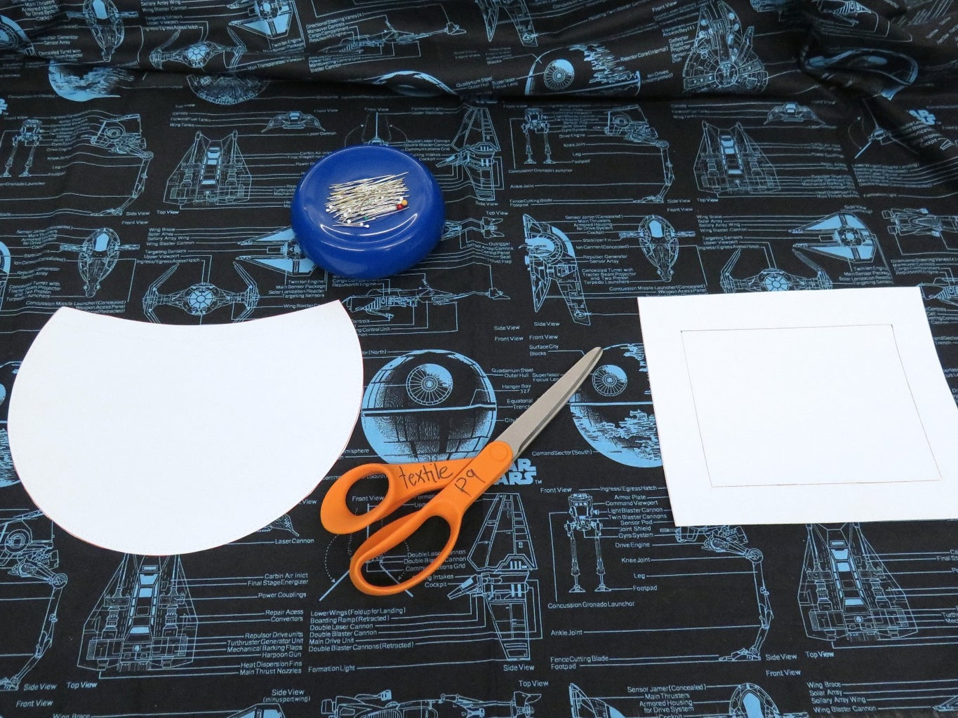 Cutting and Sewing the Lining
