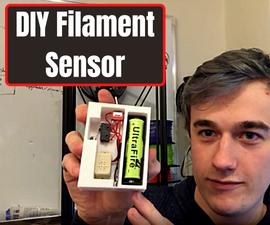 DIY Filament Sensor