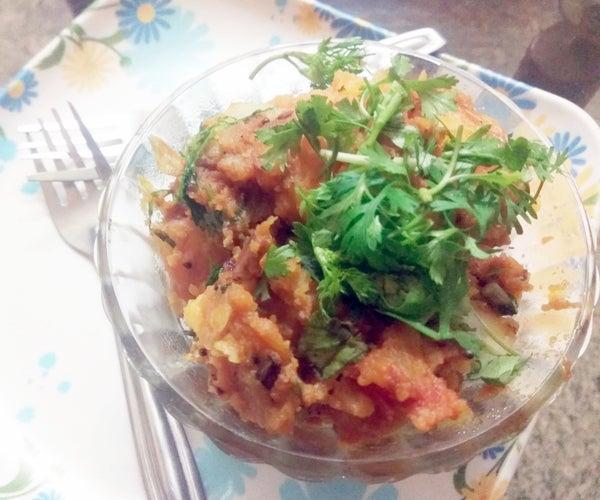 Spicy Potato Fry