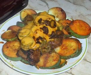 Jamaican Curry, Cajun & Chipotle C3 Steak