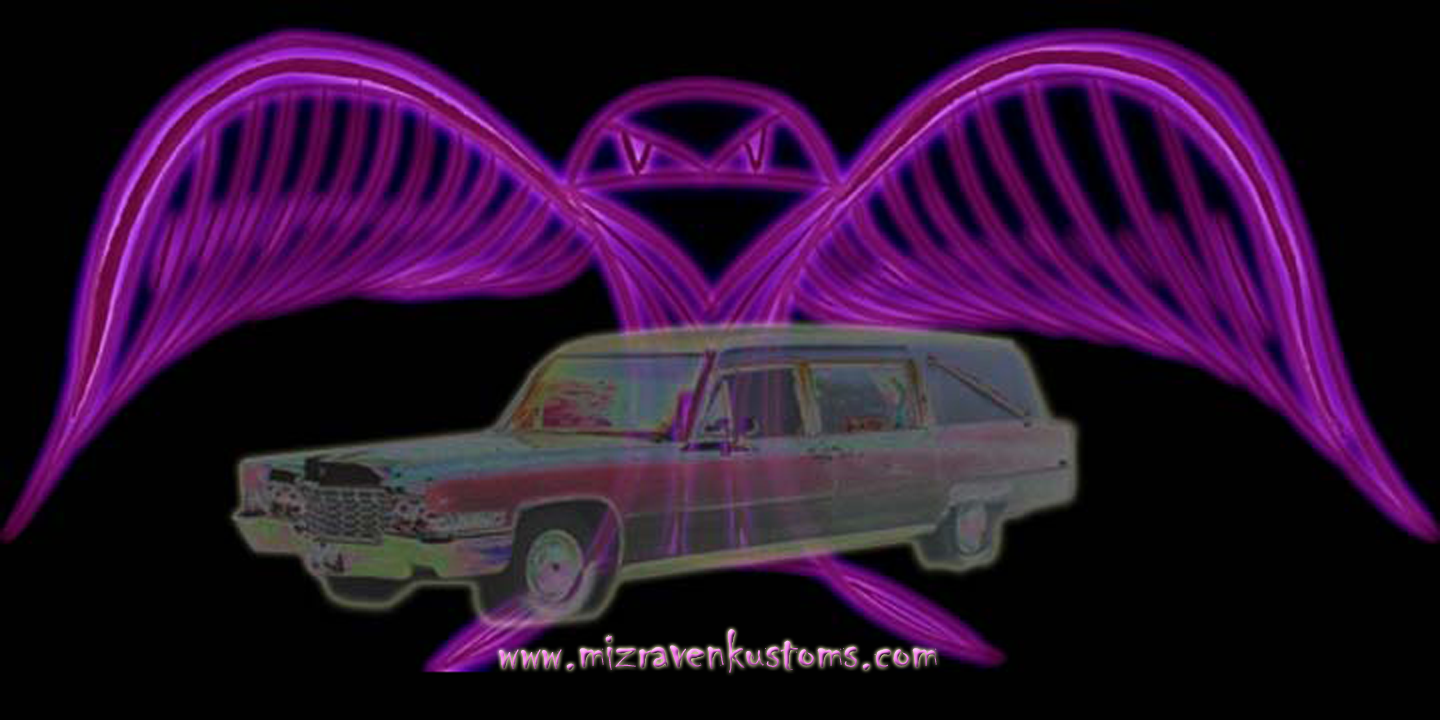 Pulling dents from your old hearse or classic car