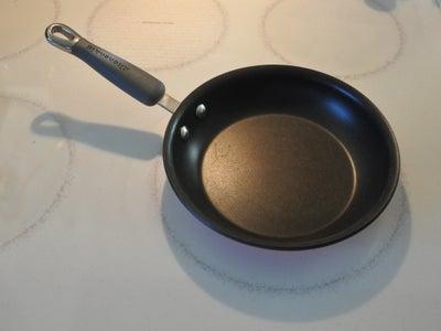 Warm a Pan
